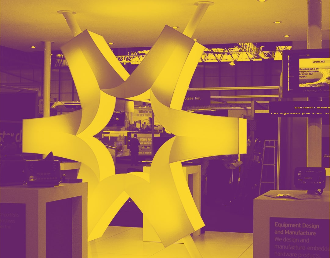 Bespoke Exhibition Stand Design UK