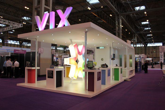 Modular Exhibition Stand Design