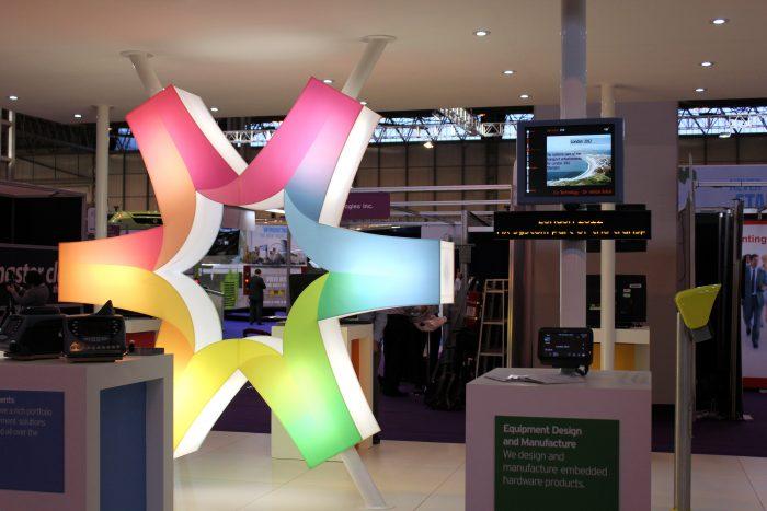 Vix Exhibition Stand design