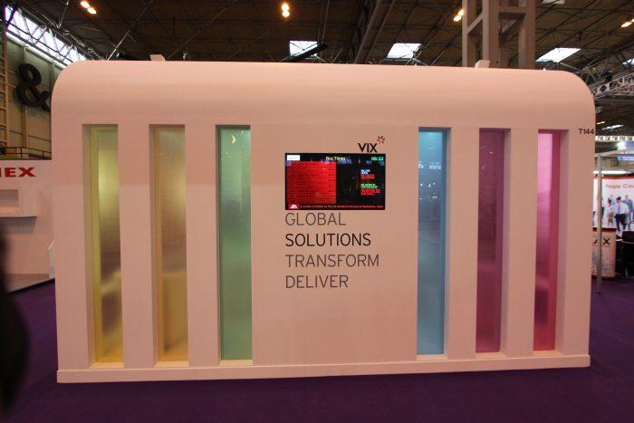 Vix Exhibition Stand Build